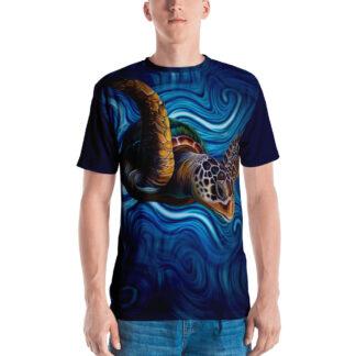 Sea Turtle Men's T-Shirt